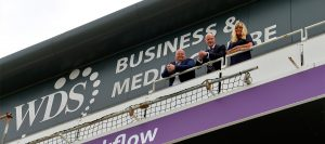 WDS agree on naming rights for Business & Media Centre