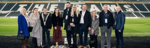 WDS are kit sponsor for Derby County v Charlton Athletic
